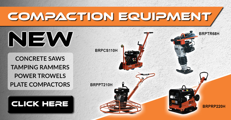 Check out our new Brave Pro compaction equipment