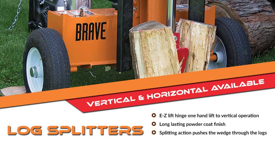 Visit the Log Splitters Home Page
