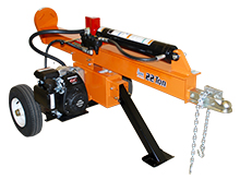 Log Splitters And Wood Splitters At Brave