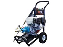 Front Left View of the 270cc Electric Cold Water Pressure Washer