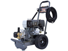 Front Left View of the 337cc Cold Water Pressure Washer