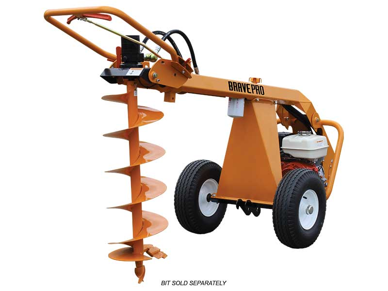 Towable Auger - BRPA325H | Brave