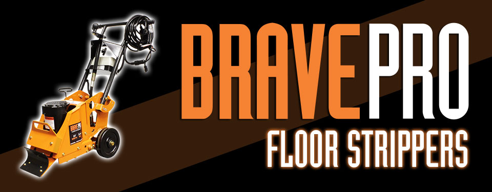BravePro Floor strippers header image