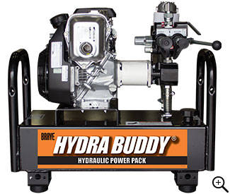Front View of the HBH16GX Hydra Buddy