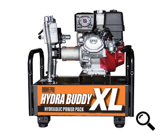 Front View of the HBHXL13GX Hydra Buddy XL